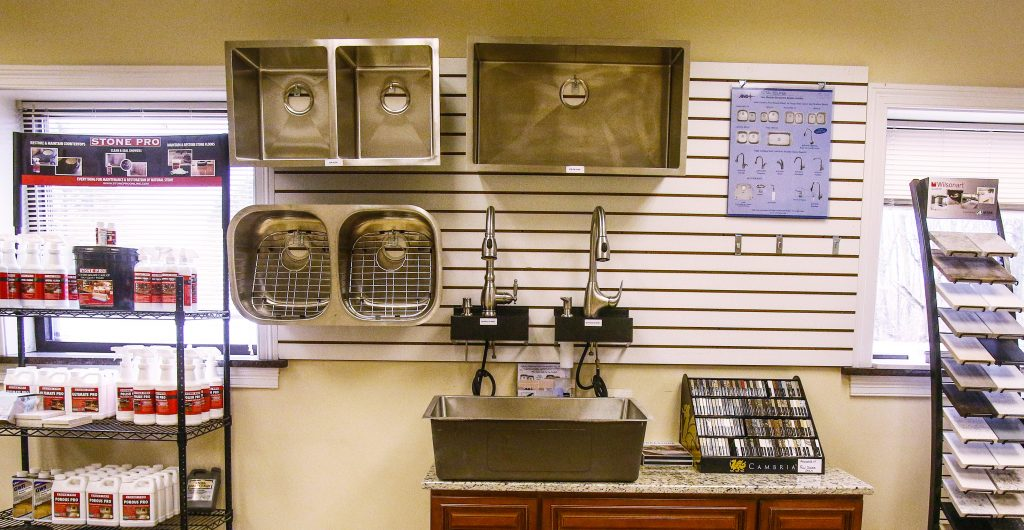 Sinks & Bowls Stocked in our Showroom